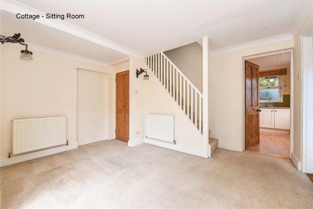 Cottage - Sitting Rm