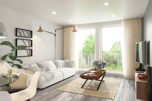 Thumbnail Flat for sale in Bishopbriggs Apartments, Block B, Bishopbriggs, East Dunbartonshire