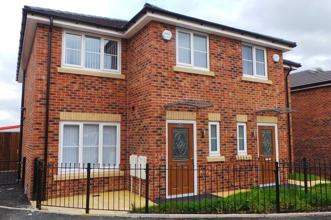 3 bed semi-detached house to rent in Magna Drive, Crumpsall M8