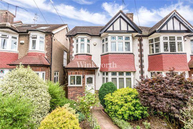 Thumbnail Semi-detached house for sale in Wilmer Way, London
