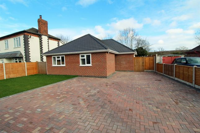 Thumbnail Detached bungalow for sale in Tilley Road, Wem, Shropshire