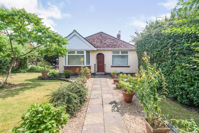 Thumbnail Detached bungalow for sale in Fair Oak Road, Bishopstoke, Eastleigh