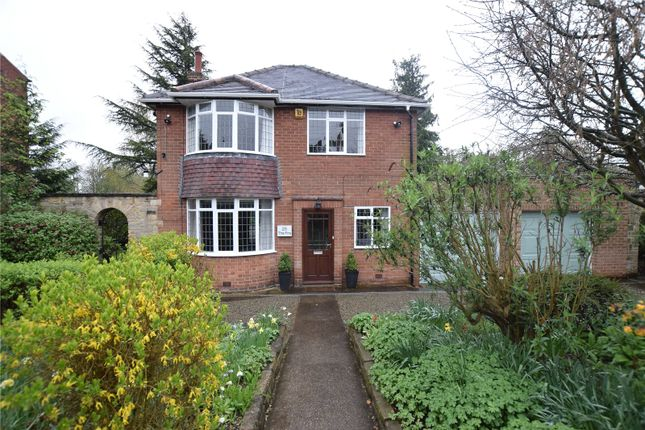 Thumbnail Detached house to rent in Davies Avenue, Roundhay, West Yorkshire