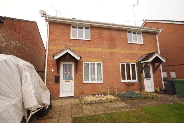 2 bed semi-detached house for sale in Sunbury Close, Bordon