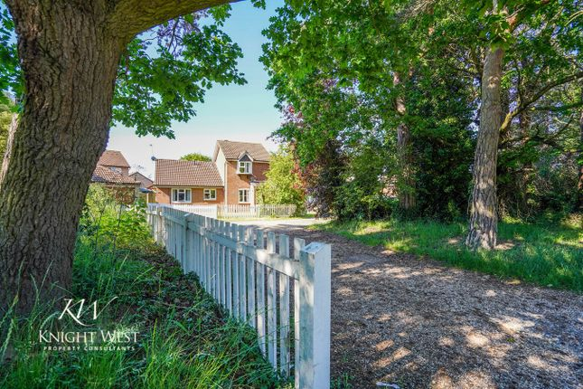 Thumbnail Terraced house for sale in Eastwood Drive, Highwoods, Colchester