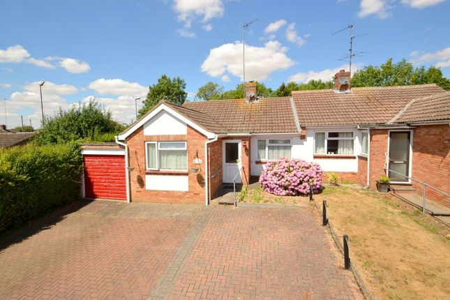 Thumbnail Bungalow for sale in The Close, Kingsthorpe, Northampton