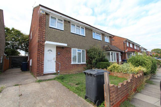 Thumbnail Semi-detached house to rent in Rivington Crescent, London