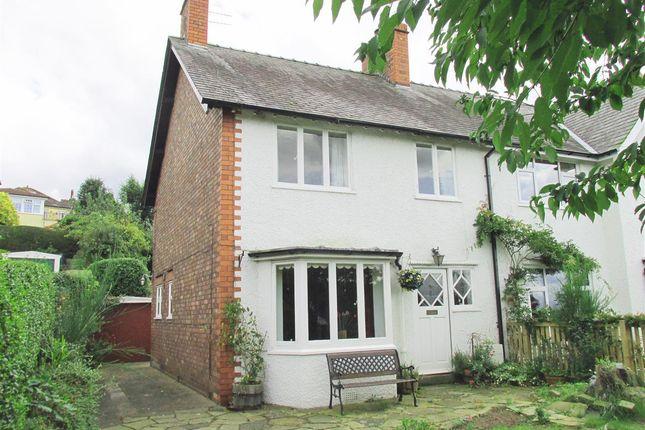 Thumbnail Semi-detached house for sale in 'ingleside', Sandy Lane, Helsby