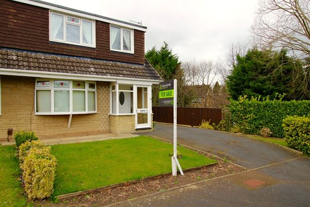 Thumbnail Semi-detached house for sale in Mexborough Close, Stockton-On-Tees
