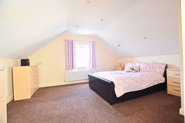 Bedroom of Manesty Rise, Low Moresby, Whitehaven CA28