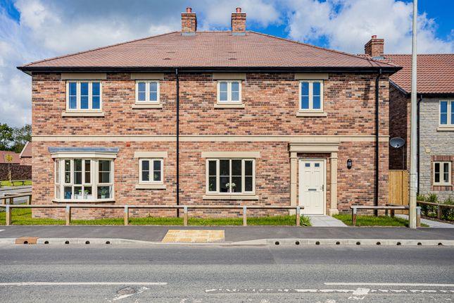 2 bed flat for sale in Long Hazel Mead, Sparkford, Yeovil BA22
