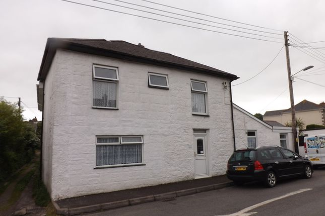 Thumbnail End terrace house for sale in Lower Pengegon, Pengegon, Camborne