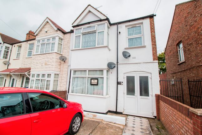 Thumbnail Terraced house to rent in Western Road, Southall