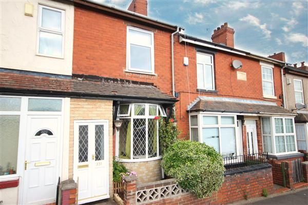 Thumbnail Terraced house for sale in Anchor Road, Adderley Green, Stoke-On-Trent
