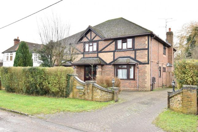 4 bed detached house for sale in Hazel Road, Ash Green