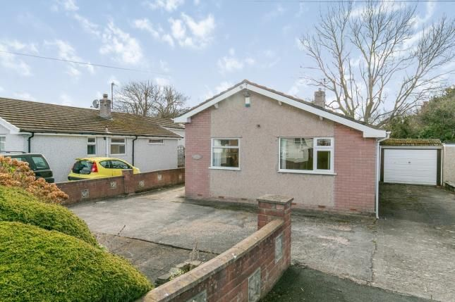 Thumbnail Bungalow for sale in Pendyffryn, Llandudno Junction, Conwy, North Wales