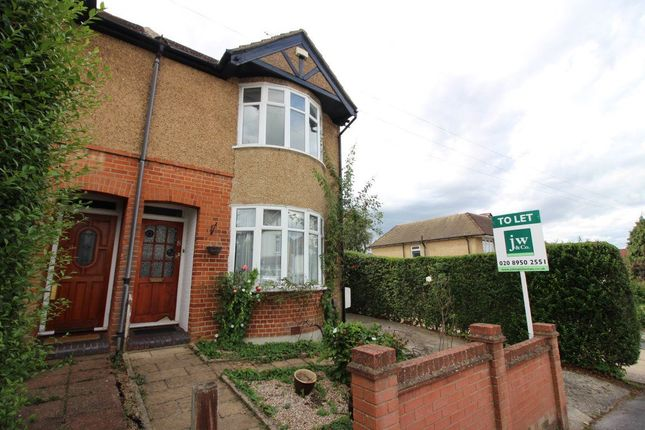 Thumbnail Property to rent in Titian Avenue, Bushey Heath, Bushey