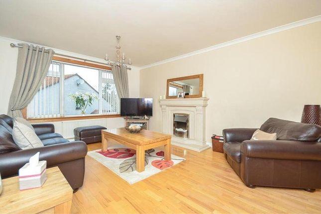 Thumbnail Detached house to rent in Glenview Place, Gorebridge, Midlothian