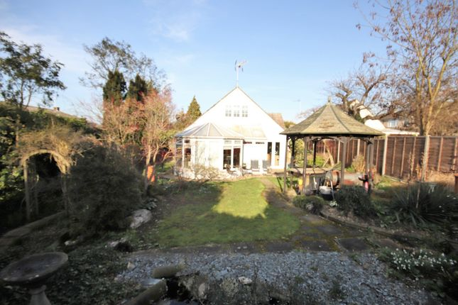Thumbnail Detached bungalow for sale in Grasmere Road, Ware