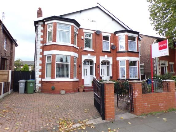 Thumbnail Semi-detached house for sale in Upper Chorlton Road, Whalley Range, Greater Manchester