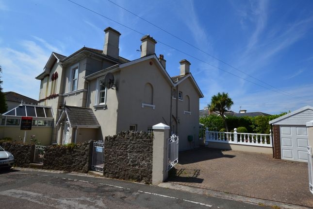 Thumbnail Semi-detached house for sale in Vansittart Road, Torquay