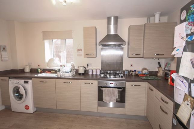 Kitchen of Peploe Way, Bridgwater TA6