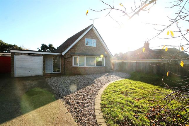 Thumbnail Bungalow for sale in Spriteshall Lane, Trimley St. Mary, Felixstowe