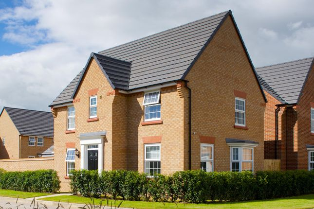 """Thumbnail Detached house for sale in """"Hollinwood"""" at Manor Drive, Upton, Wirral"""