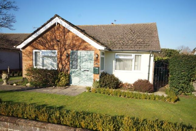 Thumbnail Detached bungalow for sale in Buckingham Road, Petersfield