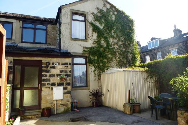 Thumbnail Semi-detached house for sale in Wellington Road, Ilkley