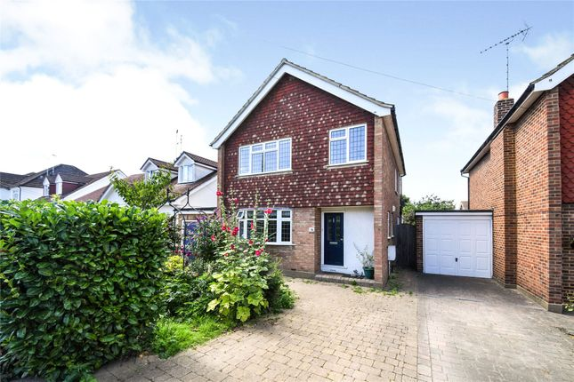 Thumbnail Detached house for sale in Goodwood Avenue, Hutton, Brentwood, Essex
