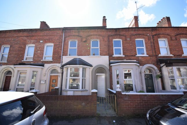 Thumbnail Terraced house to rent in Hatfield Street, Belfast