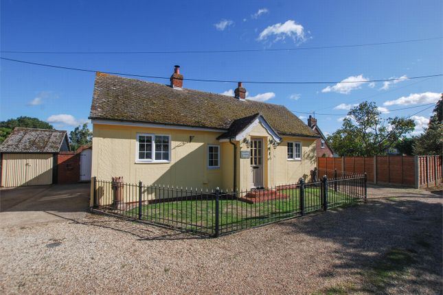 Thumbnail Detached bungalow for sale in Coggeshall Road, Earls Colne, Essex