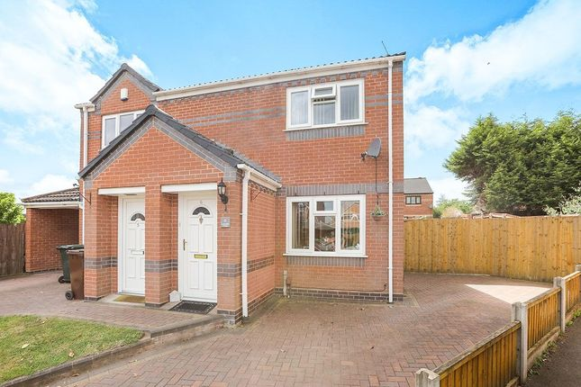 Thumbnail Semi-detached house for sale in Lavender Close, Pendeford, Wolverhampton