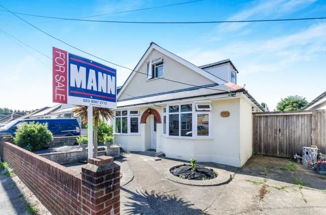 Thumbnail Bungalow for sale in Eling, Southampton, Hampshire