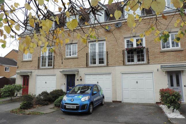 Thumbnail Town house to rent in Courtland Mews, Stafford