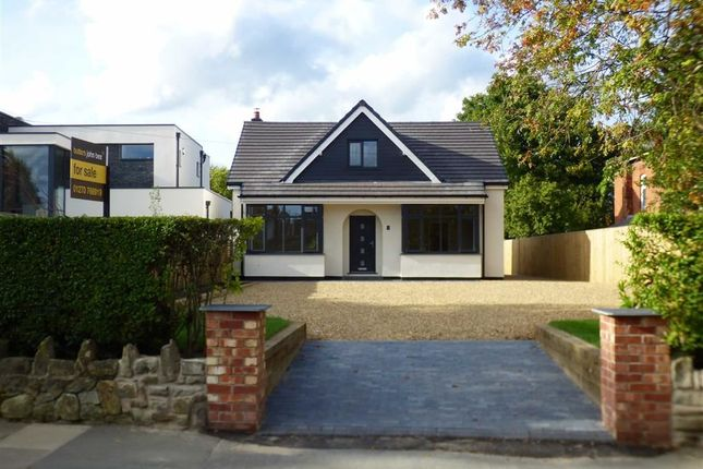 Thumbnail Detached Bungalow For Sale In Offley Road Sandbach