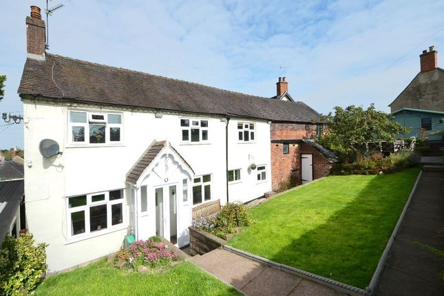 Thumbnail Cottage for sale in Sandon Road, Hilderstone