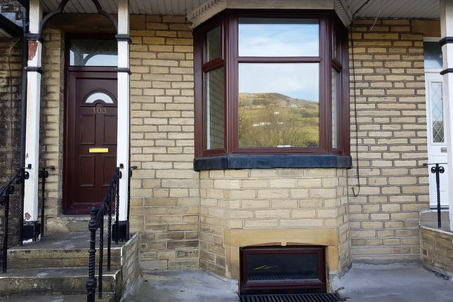 Thumbnail Terraced house to rent in Athol Mount, Ovenden, Halifax