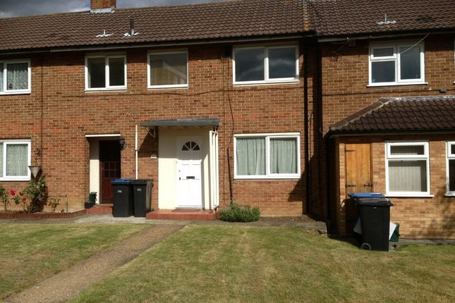 Thumbnail Terraced house to rent in Parsonage Leys, Harlow