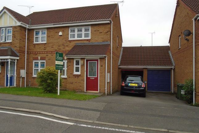 Thumbnail Property to rent in Seaton Road, Thorpe Astley, Braunstone, Leicester