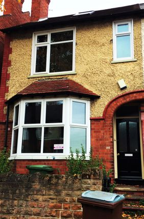 Thumbnail Semi-detached house to rent in Rolleston Drive, Lenton, Nottingham