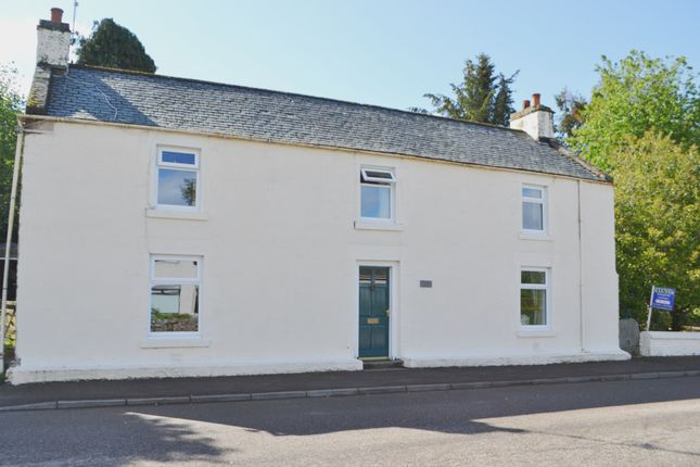 Thumbnail Detached house for sale in Dallas, Forres
