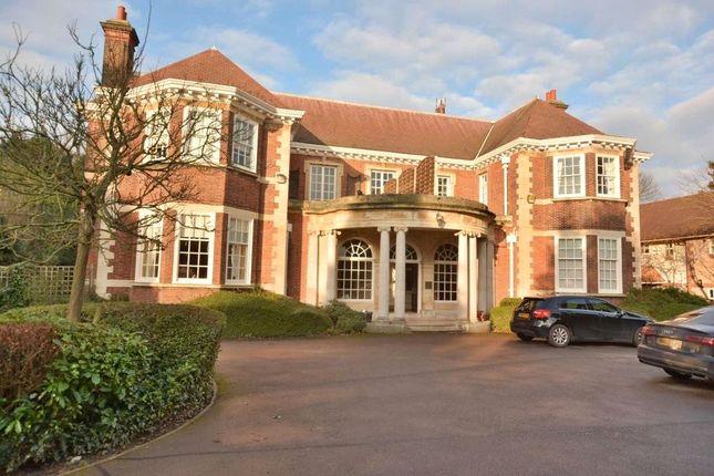 Front Elevation of Gledhow Manor, 350 Gledhow Lane, Chapel Allerton, Leeds LS7