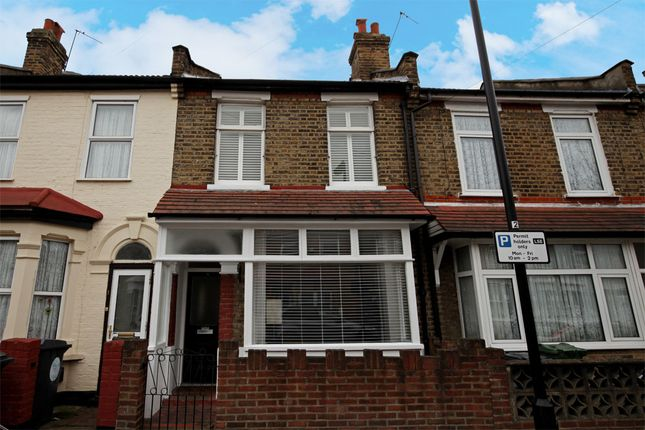 Thumbnail Terraced house for sale in Carlton Road, Leytonstone