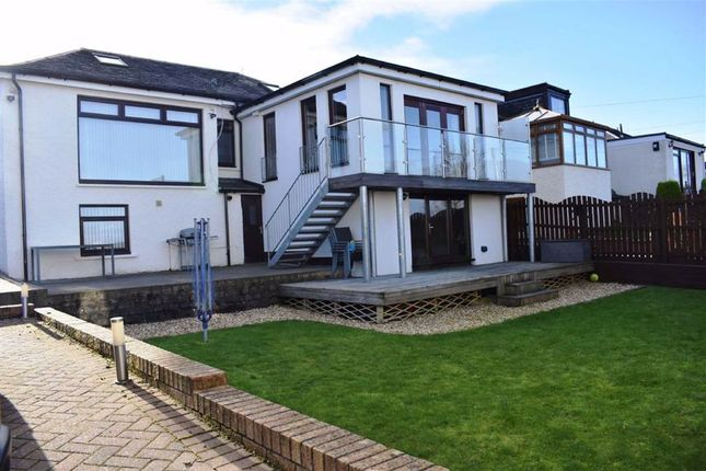 Thumbnail Detached house for sale in 11, Reservoir Road, Gourock