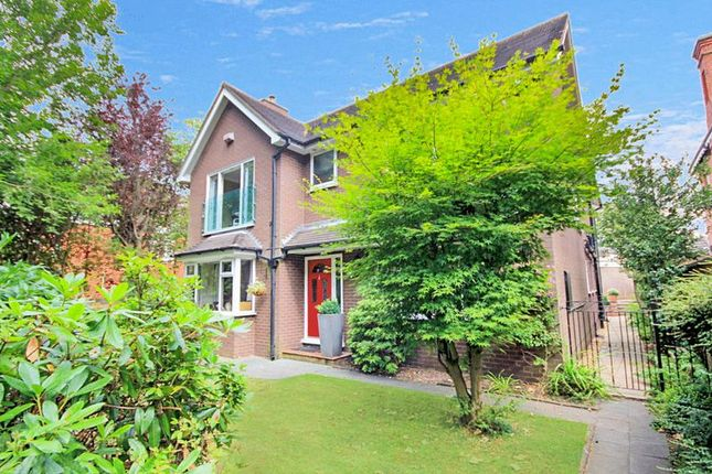 Thumbnail Detached house for sale in Queens Park Avenue, Longton, Stoke-On-Trent