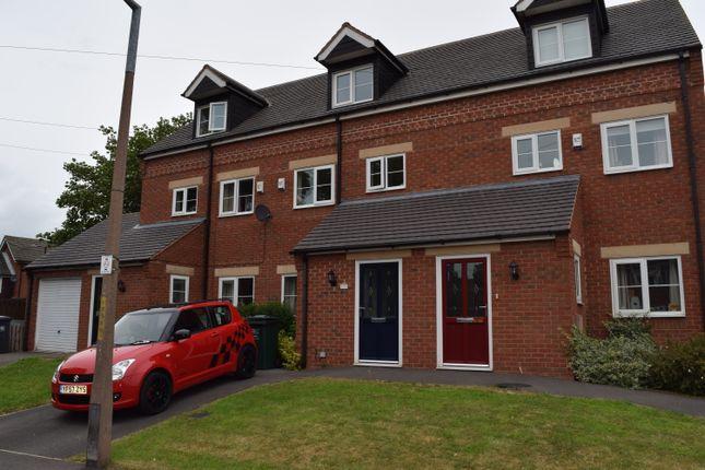 3 bed terraced house to rent in Arthur Street, Castle Gresley, Swadlincote DE11