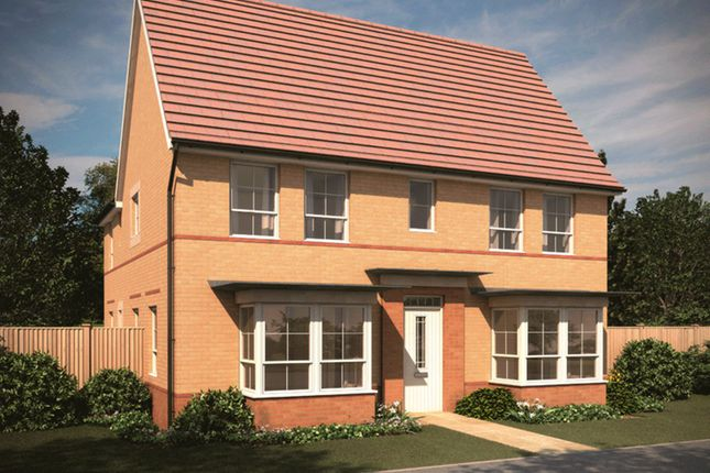 """Thumbnail Detached house for sale in """"Alnwick"""" at Fen Street, Brooklands, Milton Keynes"""