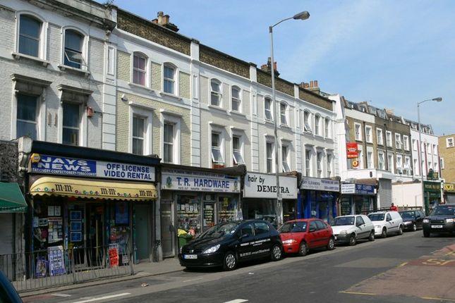 Thumbnail Flat to rent in Brecknock Road, London